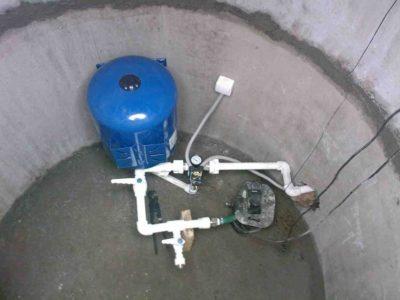 Водоснабжение из колодца в Лотошинском районе